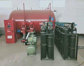 消防气体顶压供水设备厂家订货价格