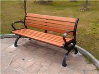 厂家直供专业公园椅,青海省公园椅货源