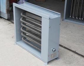 板状风道加热器