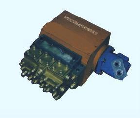 BP25/8J型掘进机机载喷雾泵-液压驱动式