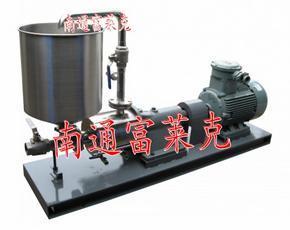 国家专利产品 双级粉碎泵