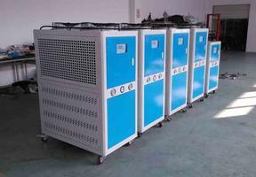 海绵发泡机专用冷水机,风冷式冷水机