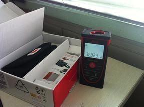 青岛(室内)徕卡测距仪D210