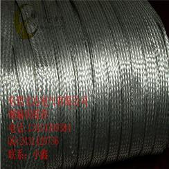 铜编织线绝缘易折弯铜地线带防漏电铜芯软织线件文达