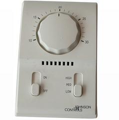 江森T2000-AAC-OCO冷暖房间型机械式温控器现货供应
