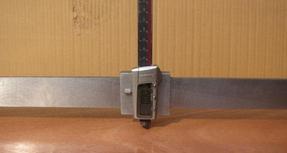 高精度钢轨波浪磨损数显测量仪鑫宏制造