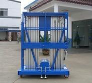 供应福建省铝合金升降机、双柱式铝合金升降平台。