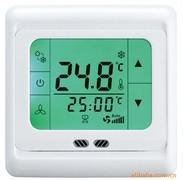 液晶温控器,中央空调温控器,中央空调触摸屏液晶温控器,数字液晶温控器