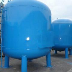 锐星包邮优质碳钢过滤器工业处理商用污水净化大小处理量可定制