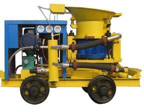 河南矿用湿式喷浆机厂家 选 知信机械