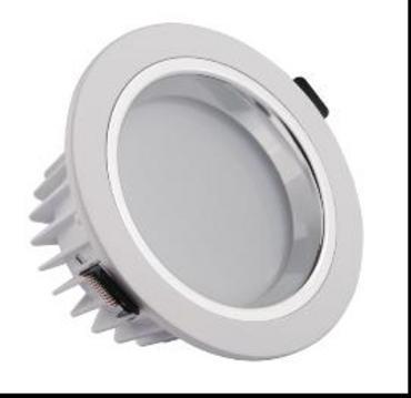 LED压铸筒灯,6寸铸筒灯,筒灯价格