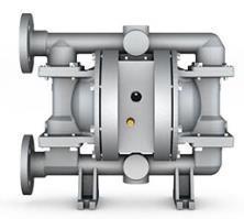 威尔顿气动隔膜泵-金属材质