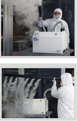 Alpha烟雾发生器Clean Room