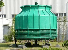 玻璃钢冷却塔 逆流式玻璃钢冷却塔 圆形玻璃钢冷却塔 方形玻璃钢冷却塔