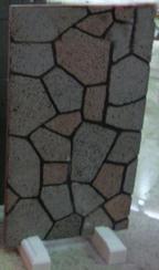 火山岩乱拼墙石 GCCB820