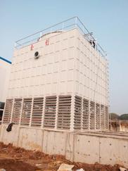 冷却塔方型横流式