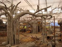 济南假树生态园假树游乐场假树制作