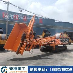 6米8米10米山体护坡锚杆钻机 标准配置锚杆钻机 自由调节高度钻机