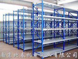 中型货架,销售热线:025-52824892,南京北春机电实业有限公司