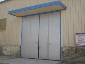 工业厂房平开门