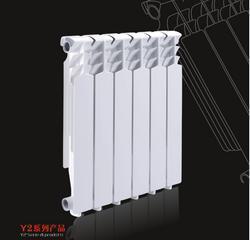 意斯暖压铸铝散热器