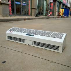 1.2米电加热贯流式风幕机