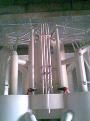 重力式无阀滤池过滤器 景观水水处理设备