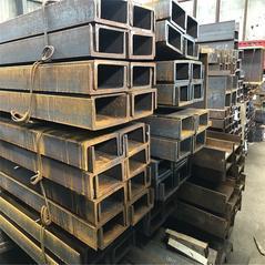 义乌S275PFC125澳标直腿槽钢镀锌加工厂