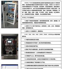 VOCS在线监测 废气在线监测系统