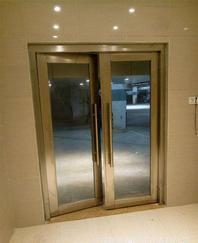 BLFHM1824超窄边框大玻璃防火门