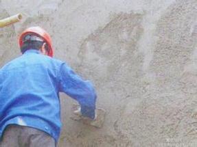 丙乳砂浆在泄洪隧洞加固工程中的应用
