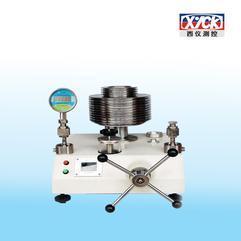 宽量程活塞式压力计XY-6K  西仪测控