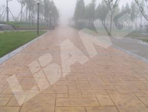 上海压模地坪施工