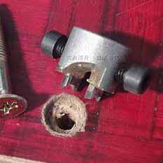 高硬度集�b箱底板�S�U孔器