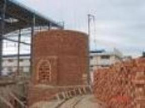 锅炉房烟囱新建