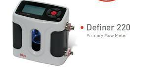 BIOS干式气体流量计Definer220L