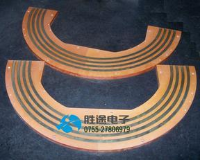 定制大尺寸分离式滑环