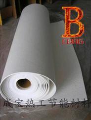 硅酸铝陶瓷纤维纸微晶玻璃热融玻璃脱模隔热专用纤维纸
