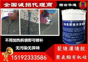 浙江宁波路面灌缝胶质得飞跃解锁新工艺