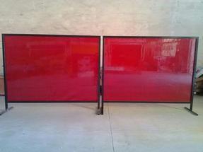 供应焊接防护屏,焊接防护帘,焊接防护板