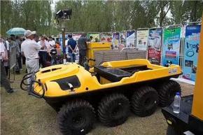 多用途水陆两栖车#国产水陆两栖车进口发动机超低价格促销
