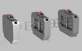 西安专业人行通道闸供应西安闸机生产厂家西安速通摆闸价格