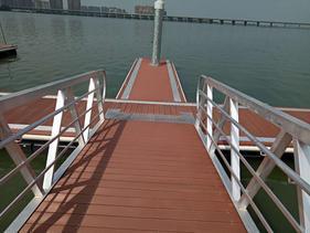 游艇码头设计及施工