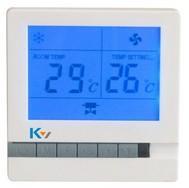 可编程液晶温控器,湖北中央空调温控器,中央空调温控器,武汉风机盘管温控器