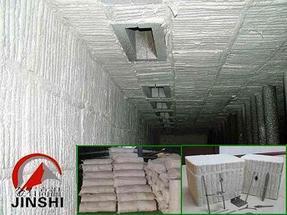 金石保温材料工业窑炉 旋转炉 隧道窑节能设计改建