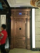 经典造型不锈钢ktv门+ktv不锈钢包房门