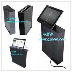 监控中心多功能视频显示终端升降显示器电脑桌