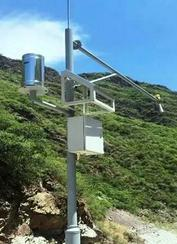 蓝迪 雨量、水位、图象一体化监测雷火app