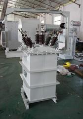 集合电容器成套装置