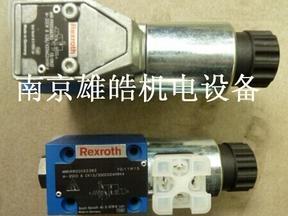 M-3SEW6C3X/420MG24N9K4力士乐电磁球阀批发